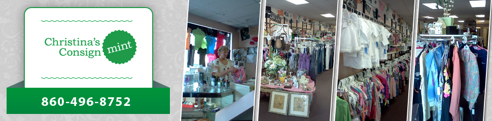 Christinas Consign Mint - Consignment Shop and Thrift Store - Torrington, CT